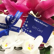 Five Hundred Pounds Macintyres Gift Card