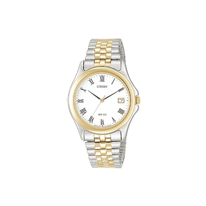 Citizen Gents Expanding Two Tone Bracelet Watch - BK0144-62C