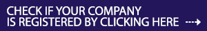 Check if your company is registered