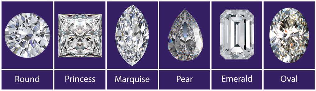 Diamond Cut and Shape