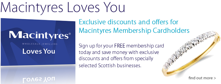 Macintyres Loves You - Discounts and offers for customers