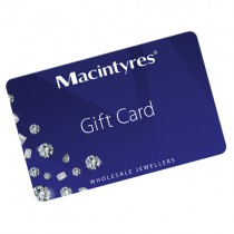 Jewellery Gift Card Fifty Pound Gift Voucher