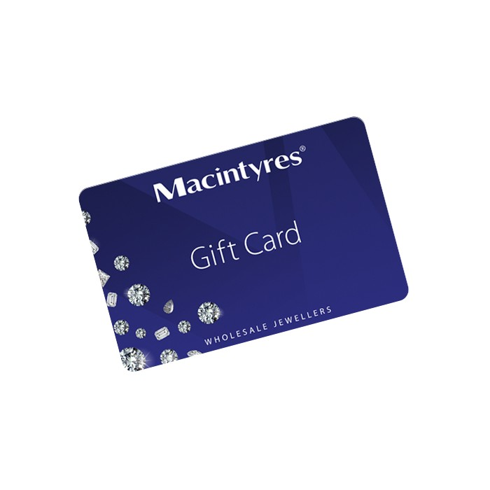 Fifty Pound Macintyres Gift Card