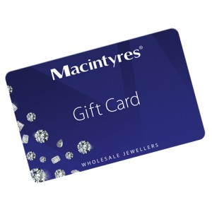 Twenty Five Pound Macintyres Gift Card