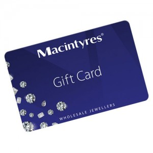 Two Hundred and Fifty Pounds Macintyres Gift Card