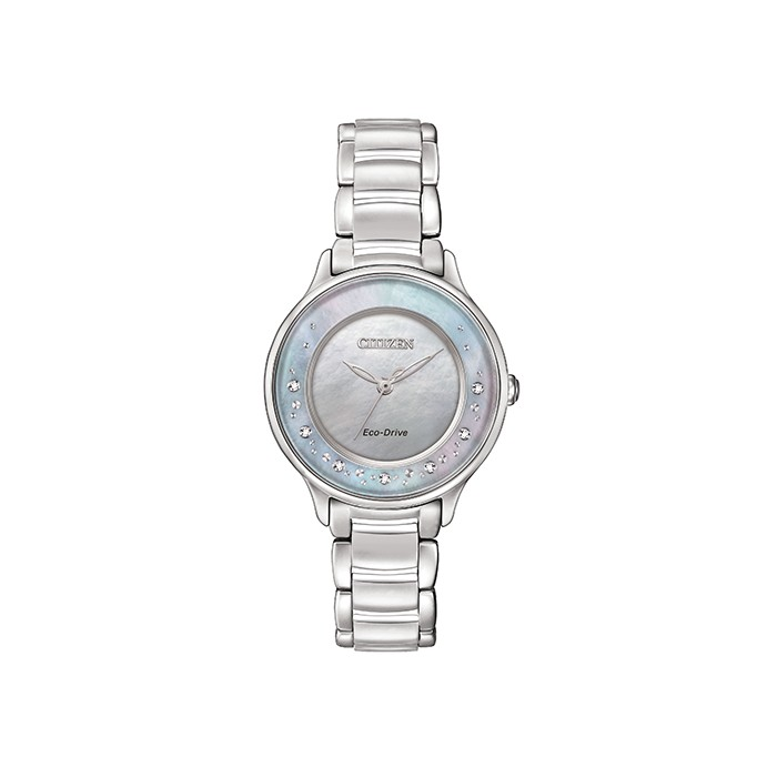 Citizen Ladies'Circle Of Time Eco-Drive Watch - EM0380-81N