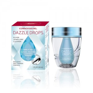 Dazzle Drops Silver Jewellery Cleaner