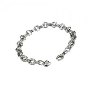 Silver Hot Diamonds Eternal Charm Bracelet - DL071