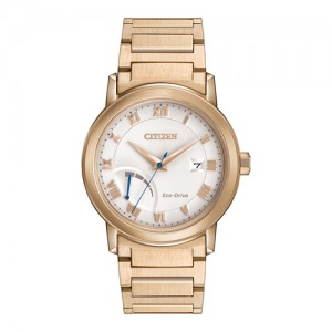 Citizen Gents Power Reserve Eco-Drive Watch - AW7023-52A
