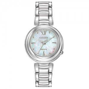 Citizen L Sunrise Eco-Drive Ladies Watch - EM0330-55D