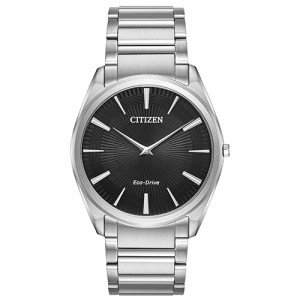 Citizen Gents Eco-Drive Stainless Steel Stiletto Watch - AR3070-