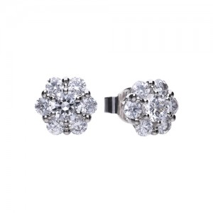 Diamonfire Small Floral Cluster - 62/1671/1/582