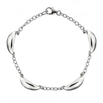 Hot Diamonds Mirage Silver Bracelet - DL297