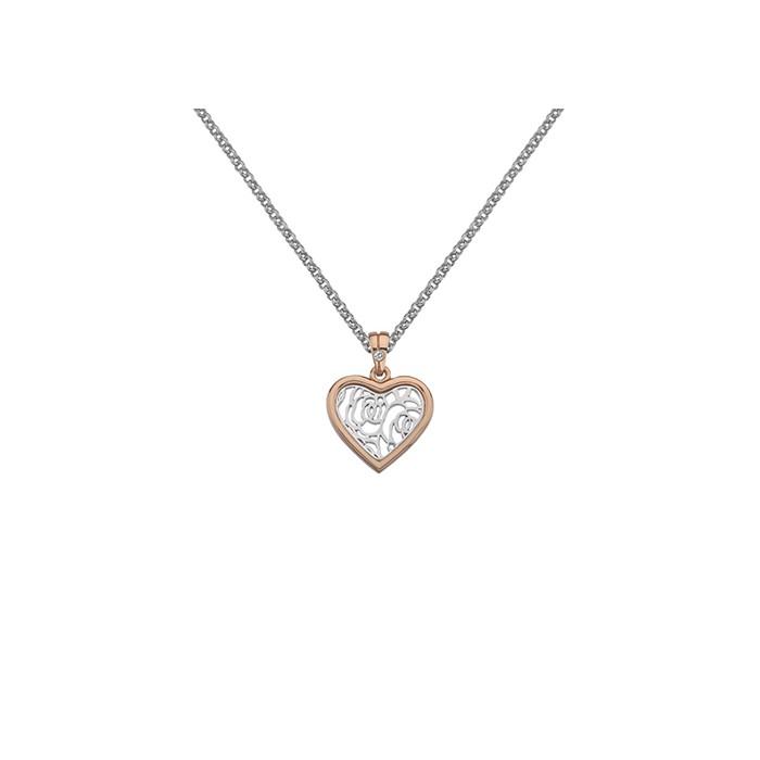 Hot Diamonds Faith Heart Pendant - DP657