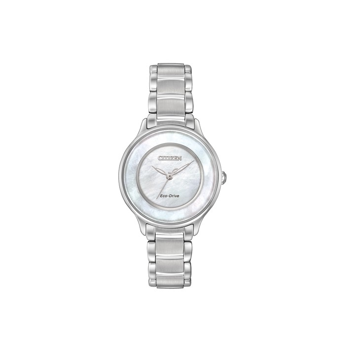 Citizen Ladies'Circle Of Time Eco-Drive Watch - EM0380-81D