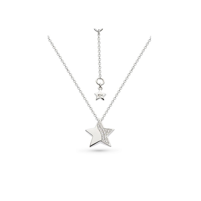 Kit Heath Sparkle CZ Super Star Pendant - 90033CZ027