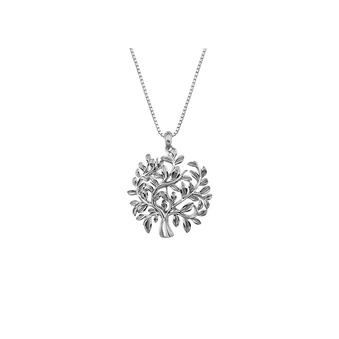 Silver Hot Diamonds Passionate Pendant - DP700