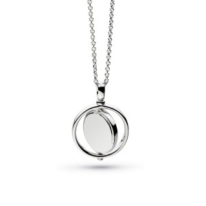Kit Heath Empire Revival Round Spinner Necklace 90385