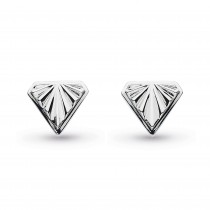 Kit Heath Empire Deco Diamond Shaped Studs - 40401RP029