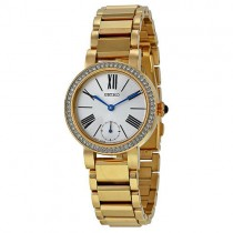 Seiko Conceptual Gold Plated Ladies Watch - SRK028P1