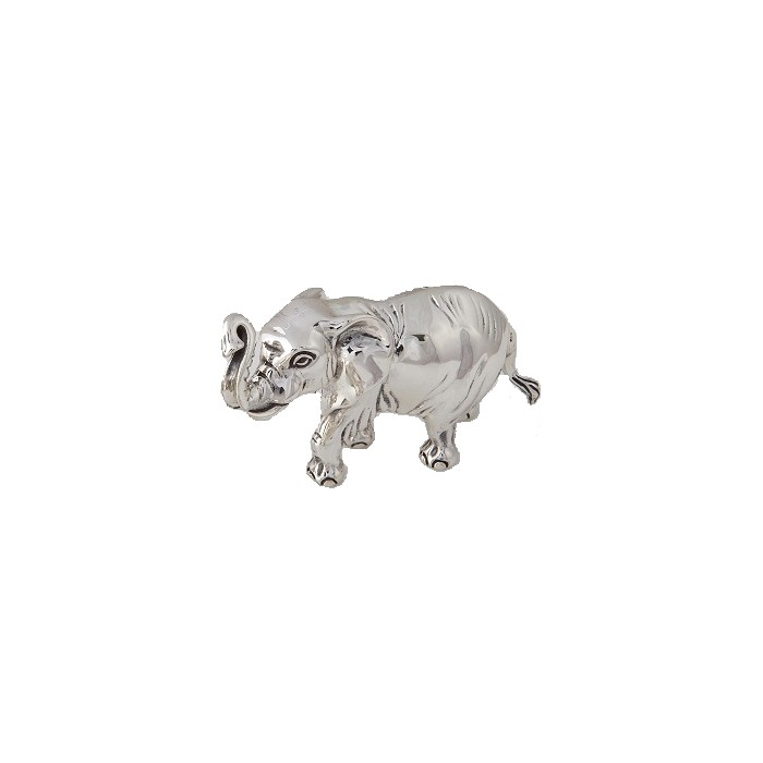 Saturno Sterling Silver Elephant - Large - 11064L