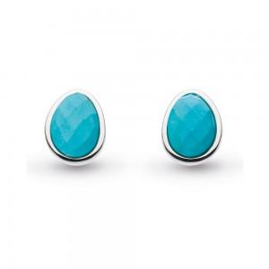 Kit Heath Pebble Stud Earrings - 3180TQ024