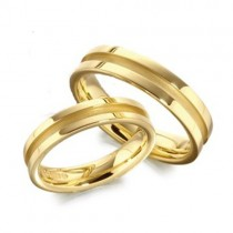 18ct Gold 5mm Wedding Band - size P to Z - BNFP519