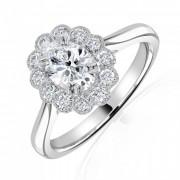 Diamond Cluster & Dress Rings