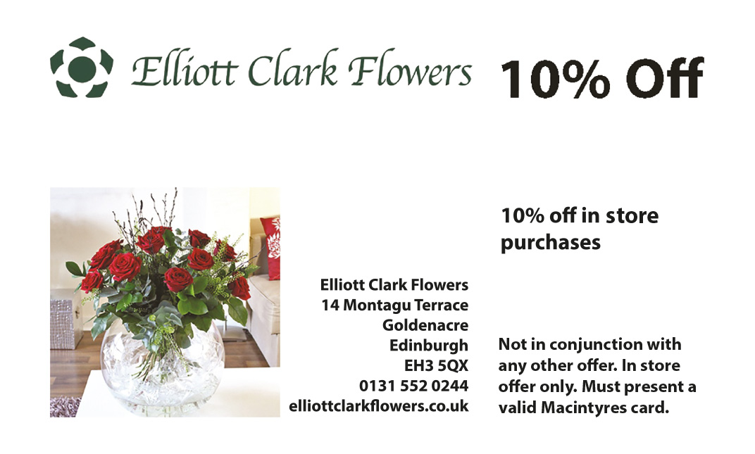 Elliott Clark Flowers